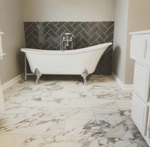 custom bathroom remodeling services