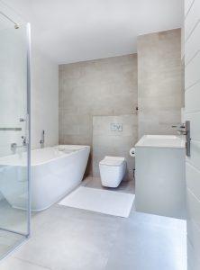 elegant Kansas bath remodel